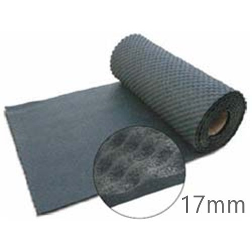 17mm Regupol 6010BA High-Load Bearing Acoustic Screed Underlay Roll